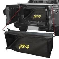 Bolsa Impermeável Organizadora Para Caçamba Picape Pick-up Fiat Toro - Ws bolsas