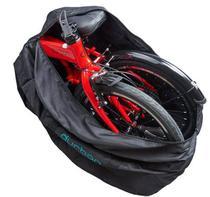 Bolsa Mala De Transporte Bike Durban Bicicleta Dobrável Até Aro 20 -