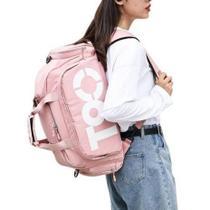 Bolsa Mala Mochila Feminina Masculina T60 Academia Bagagem Viagem C Bolso Impermeável - Bless Star