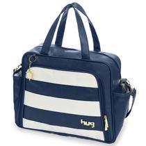 Bolsa Maternidade G Hug Veneza Azul Marinho B6203 -