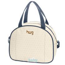 Bolsa Maternidade Polka Bege M - Hug -