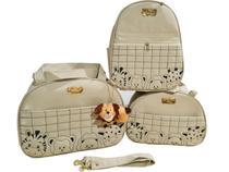 Bolsa Maternidade safari - mk baby