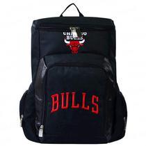 Bolsa Mochila Nba Chicago Bulls Grande Masculina Feminina - Dermiwil