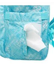 Bolsa Mochilinha Maternidade Tigor T. Tigre Azul Turquesa -