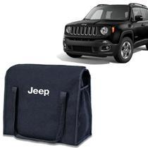 Bolsa Organizadora Porta Malas Jeep Compass Renegade - Prime