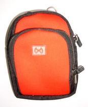 Bolsa P/ Câmera Mox CC-3 Preto/Vermelho -