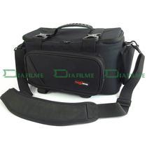 Bolsa para Camera DSLR ou Video - Fotobestway BT500 - C55xH23,5xP25cm -