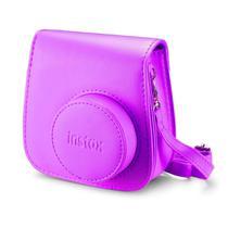 Bolsa para Câmera Instax mini Groovy - Roxo Açaí - Fujifilm