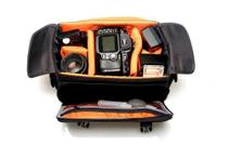 Bolsa Para Câmeras Profissional e Equipamentos Fotograficos - Olimpic 3 - West