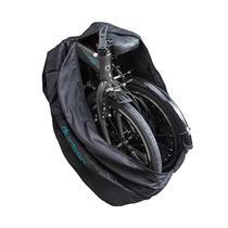 Bolsa Para Transportar Bicicleta Dobrável Aro 20 Durban 727010 Preta -