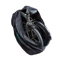 Bolsa Para Transporte de Bicicleta Dobrável Durban Aro 20 ou 16 com Zíper e Alça Original -