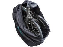 Bolsa para Transporte de Bicicleta Dobrável Preto  - Durban 727010