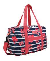 Bolsa para Viagem ou Academia bossanova azul Jacki Design -