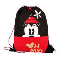 Bolsa saco com alça cordao minnie mouse disney 51923 - Dermiwil