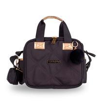 Bolsa Sacola Térmica Organizadora - 28x25x15 Cm - Coleção Soho - Masterbag -
