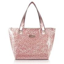 Bolsa Shopper Transparente - Diamantes - Jacki Design
