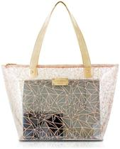 Bolsa Shopper Transparente Jacki Design ABC17190
