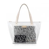 Bolsa Shopper Transparente - Jacki Design