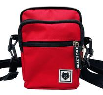Bolsa Shoulder Bag Bezz Transversal Moda Unissex Pochete - Bezzter