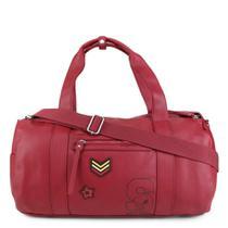 Bolsa Snoopy Barrel Bag Grande Feminina -