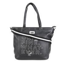 Bolsa Snoopy Shopper Bag Média Feminina -