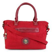 Bolsa Snoopy Tote Bag Grande Feminina -