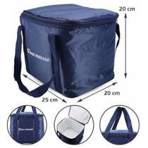 Bolsa Térmica 10 Litros Bag Freezer Para Lanches e Bebidas -