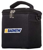 Bolsa Térmica 2 Potes - Style - Preta - Bag New -