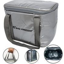 Bolsa Térmica 25 Litros Bag Freezer Cerveja Lanche Praia -
