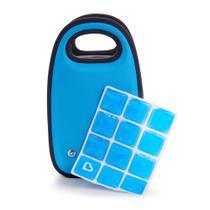Bolsa Térmica Azul para Mamadeira - Munchkin