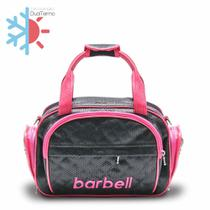 Bolsa Térmica barbell Gym Mini Black Rose - Barbell brasil