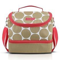 Bolsa Térmica com 2 Compartimentos Jacki Design Dots -