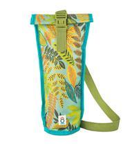 Bolsa térmica congelável para garrafas tropical - oikos -
