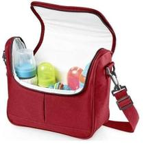 Bolsa Térmica Cool-er Bag Vermelha Multikids Baby Bb029 - Multilaser