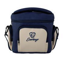 Bolsa Térmica Fitness Master Everbags Azul Creme -