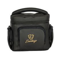 Bolsa Térmica Fitness Master Everbags Black Ouro -