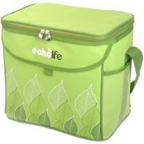Bolsa Térmica Green 38 litros com Alça Ajustável - EchoLife -