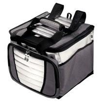 Bolsa Termica Ice Cooler 24 Litros Mor Dobravel Cinza -