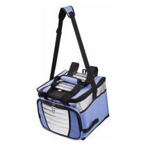 Bolsa termica ice cooler 24l azul - Mor