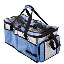 Bolsa Térmica Ice Cooler 48 Litros Mor Até 64 Latas - Viagem -