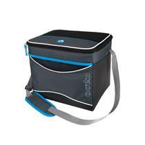 Bolsa Térmica Igloo Tech Soft 24 Cinza e Azul 17L - Ntk