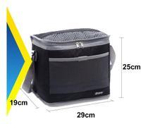 Bolsa Térmica Pratic Cooler Reforçada 10 Litros Paramount -