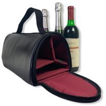 Bolsa Térmica Wine Bag Triplo Lançamento Ideal Para Malas - Pellegrine