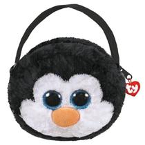 Bolsa Ty Fashion Pinguim Waddles 4931 - DTC -