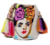 Bolsa wayuu colors original colombiana tricot g221 - Wayuu bolsas