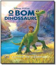 Bom dinossauro: a historia do filme em quadrinhos - Pixel -