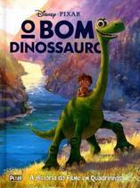 Bom dinossauro, o - a historia do filme em quadrinhos - Pixel media (nova fronteira) -