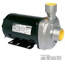 Bomba centrífuga dancor cam-w16 1 1/2 cv monofásico 127v/220v -