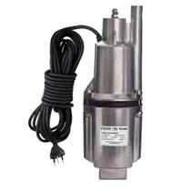 Bomba d' agua sapo/submersa vibratória 280W - 220v - Ferrrai