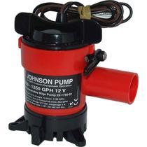 Bomba de Porão 1250GPH Johnson Pump 12V -